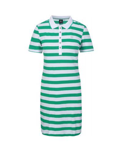 Спортивное платье - зеленое Luhta