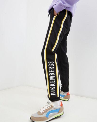 Спортивные брюки - черные Bikkembergs
