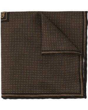 Платок в горошек деловой Dolce & Gabbana