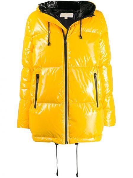 Куртка с капюшоном на молнии с карманами Michael Michael Kors