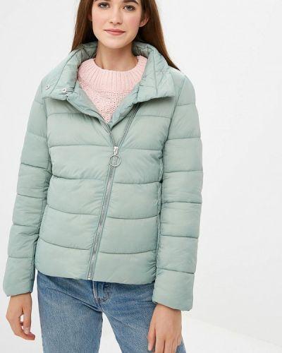 Утепленная куртка осенняя демисезонная Zarina