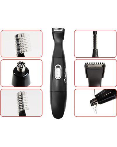 Триммер для бороды и усов Hairway