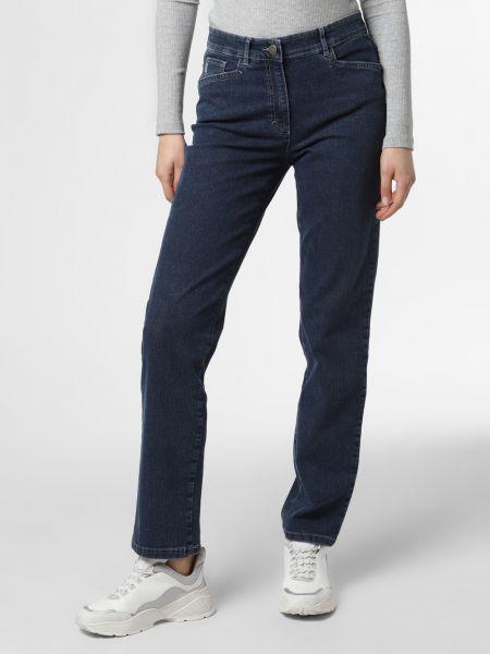 Niebieskie jeansy Zerres