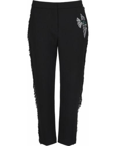Флисовые брюки - черные Markus Lupfer