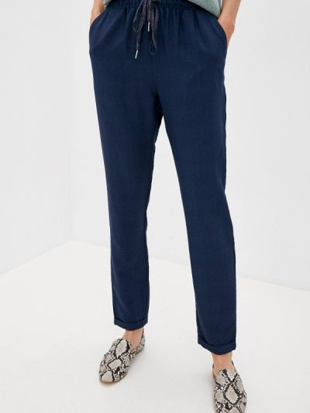 Синие повседневные брюки Pimkie