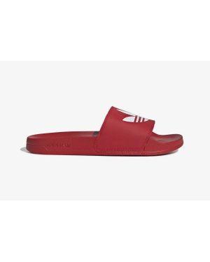 Klapki - czerwone Adidas