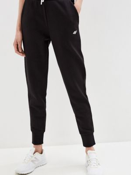 Черные спортивные брюки 4f
