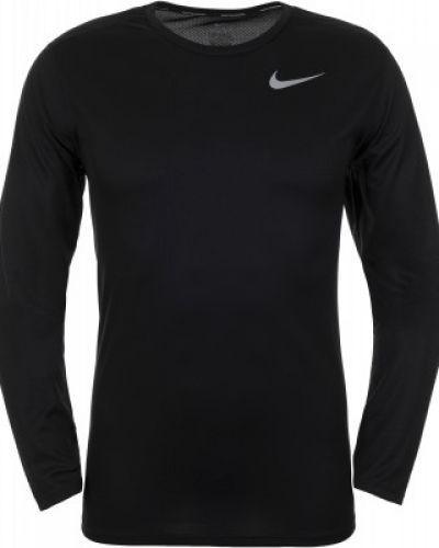 Футболка с длинным рукавом спортивная для бега Nike