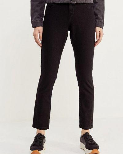 Черные прямые джинсы Dorothy Perkins