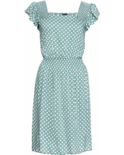 Приталенное летнее платье Bonprix