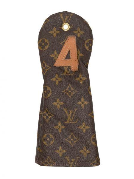 Golf - brązowy Louis Vuitton