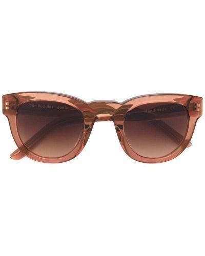 Бежевые солнцезащитные очки Sun Buddies