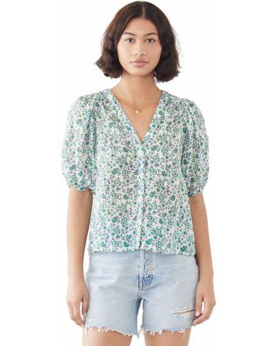Хлопковая рубашка на резинке с манжетами Xírena