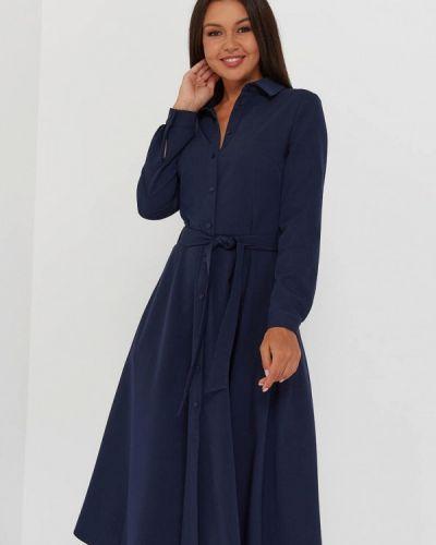 Синее платье A.karina