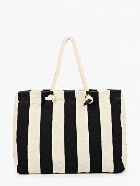 Текстильная сумка с баской Marks & Spencer