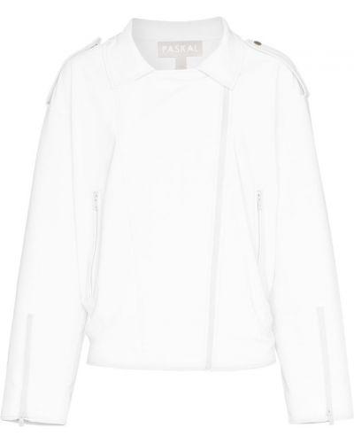 Белая куртка Paskal