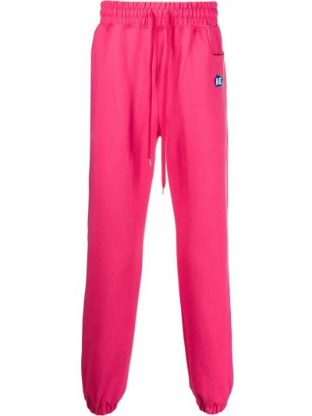 Różowe spodnie bawełniane Ader Error