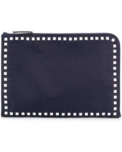 Синяя папка Valentino