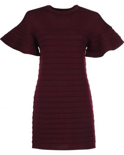 Платье из вискозы осеннее Victoria Beckham