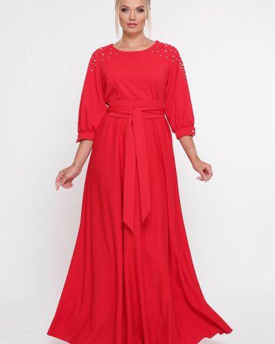 Вечернее платье - красное Vlavi