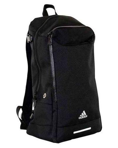 Рюкзак спортивный черный повседневный Adidas
