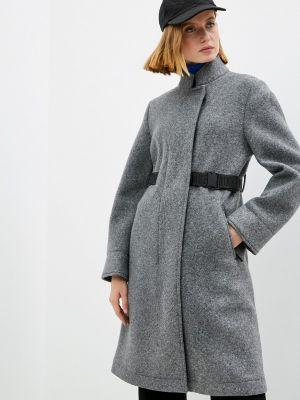 Пальто - серое Bikkembergs