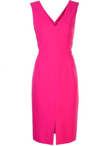 Платье футляр с V-образным вырезом Milly