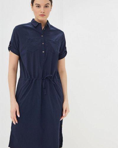 Платье - синее Jack Wolfskin