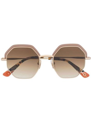 Солнцезащитные очки металлические Etnia Barcelona