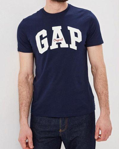 Футболка синий Gap
