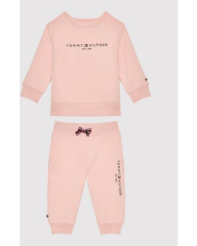 Dres - różowy Tommy Hilfiger