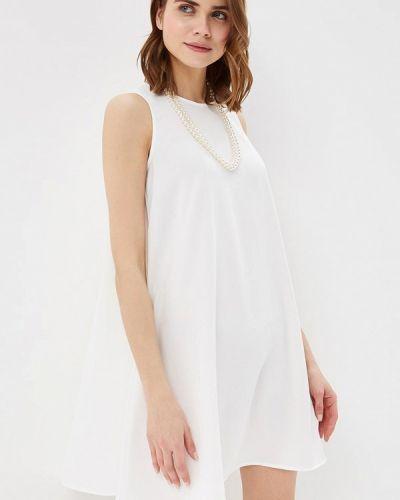 Белое платье весеннее Rinascimento