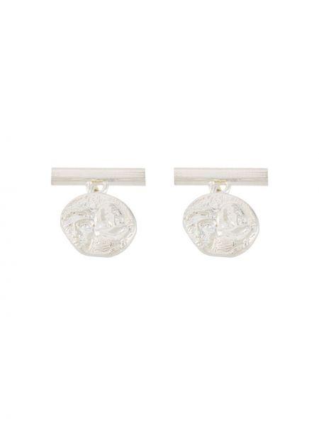 Spinka do mankietów ze srebra srebro Victoria Strigini