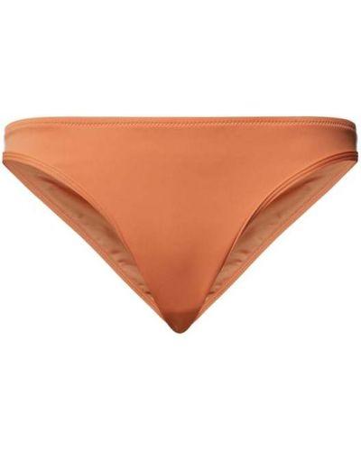 Pomarańczowy bikini w paski Adidas Originals