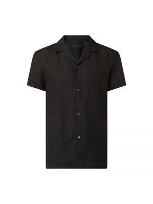 Czarna koszula Drykorn