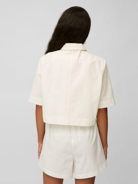 Белая облегченная куртка Marc O'polo Denim