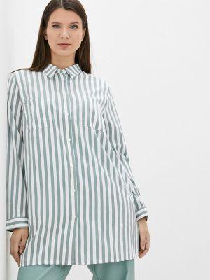 Блузка с длинными рукавами - бирюзовая Studio Untold