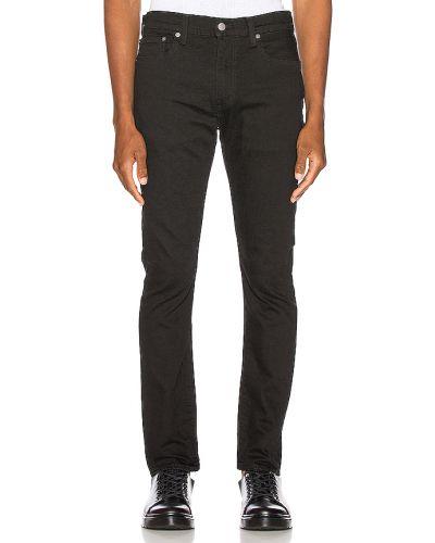 Klasyczne niebieskie jeansy bawełniane Levi's Premium