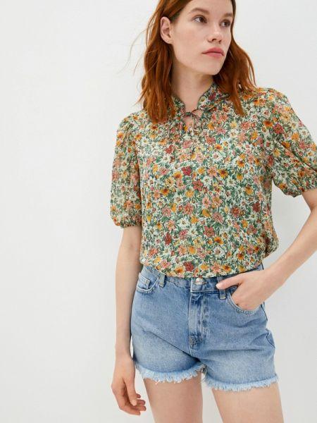 Блузка с коротким рукавом с короткими рукавами Defacto