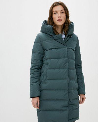Бирюзовая зимняя куртка Aviù