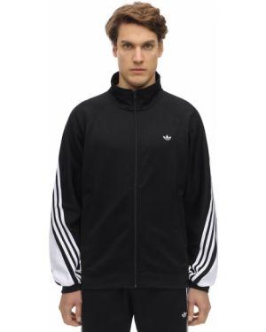 Свитшот с принтом с нашивками Adidas Originals