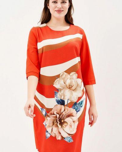 Красное платье Fresh Cotton