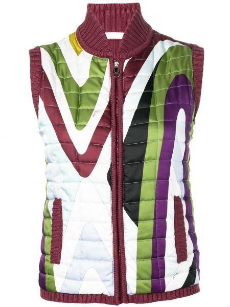 Куртка двусторонняя Emilio Pucci Pre-owned