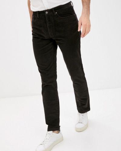 Прямые коричневые брюки Angelo Bonetti