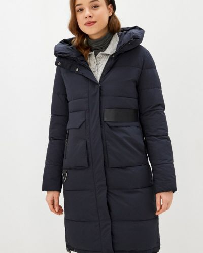Утепленная синяя куртка Froggi