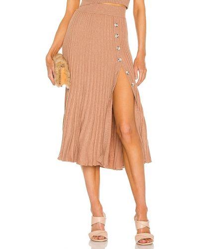 Облегченная домашняя юбка из вискозы Bardot