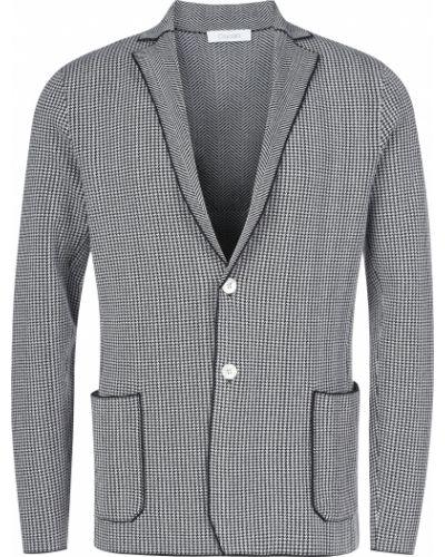 Пиджак черный Cruciani