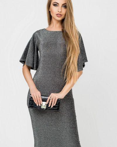 Вечернее платье - серебряное Leo Pride