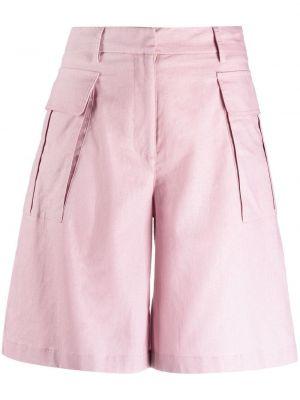 Шорты с карманами - розовые Ballantyne
