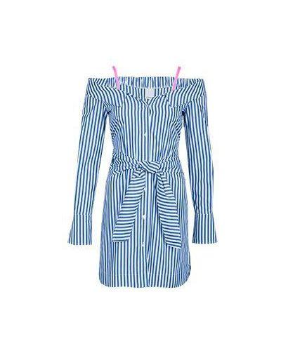 Голубое платье Pinko